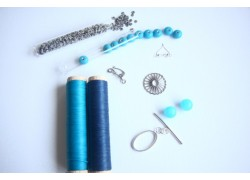 OUT OF STOCK - Ocean Kit for Macrame - OUT OF STOCK