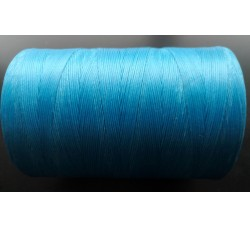 Blue Cotton waxed Cord