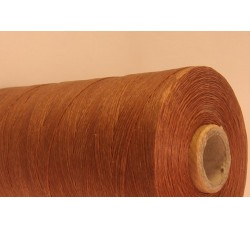 Caramel Brown Cotton waxed Cord