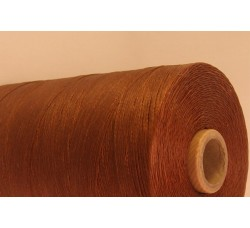 Copper Brown Cotton waxed Cord
