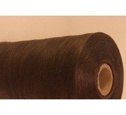 Dark Brown Cotton waxed Cord