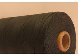 Dark Green Cotton waxed Cord (0,8 mm)