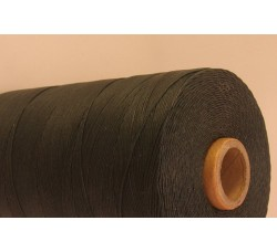 Dark Green Cotton waxed Cord (0,8 mm)