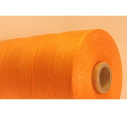 Light Orange Cotton waxed Cord