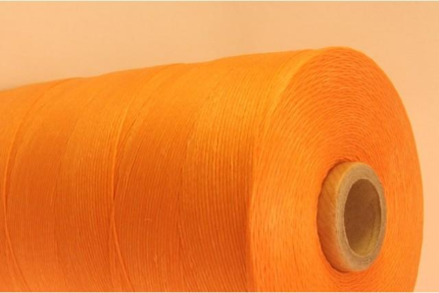 Light Orange Cotton waxed Cord