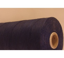 Navy Blue Cotton waxed Cord