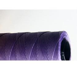 Amethyst waxed Cord
