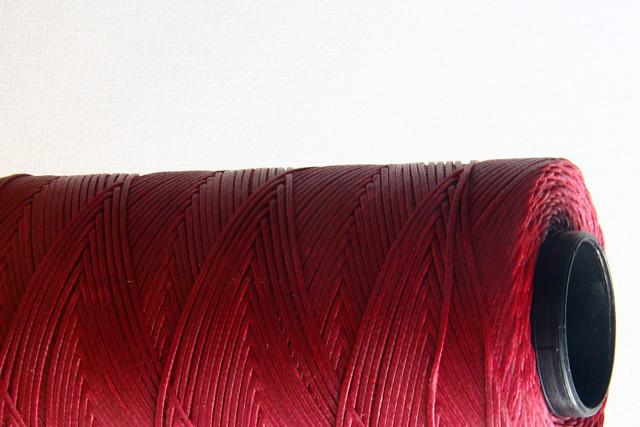 Ciclamino waxed Cord