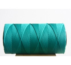Malachite Waxed Cord Spool
