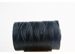 Midnight Blue Waxed Cord Spool